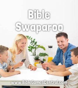 Bible Swaparoo Books of the Bible Game