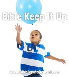 Bible Keep It Up Books of the Bible Game