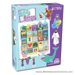 Bible Bingo Box