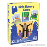 Bible Memory Game Box
