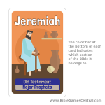 Bible Memory Game Color Bar