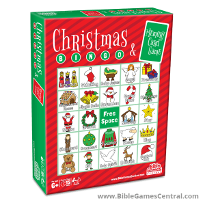 Christmas Bingo Box
