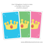 Parable Parade Kingdom Cards
