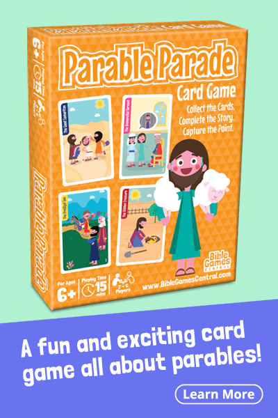 Parable Parade Card Game