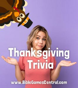 Thanksgiving Trivia