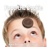 Bible Game Face the Cookie