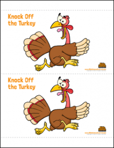 Knock Off the Turkey