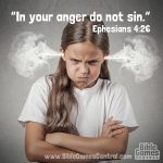 Bible Game on Self Control and Anger