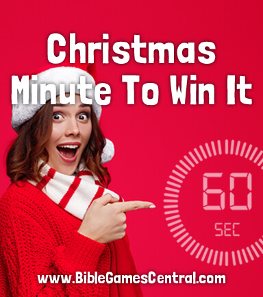 Christmas Minute To Win It