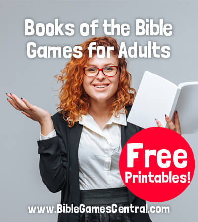 Books of the Bible Games for Adults