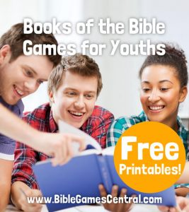 Books of the Bible Games for Youths