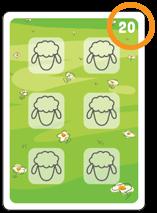 Bible Animals Click Clack Match Card4 Description