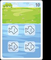 Bible Animals Click Clack Match Card6 Description