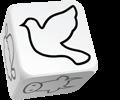 Bible Animals Click Clack Match Dove Dice Description