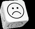 Bible Animals Click Clack Match Sad Face Dice Description