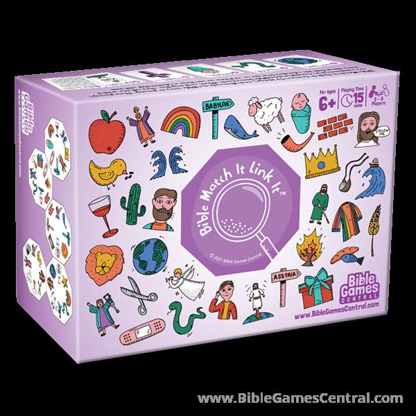 Bible Match It Link It Box Product