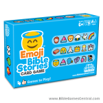 Emoji Bible Stories Card Game Box Product