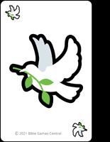 Emoji Bible Stories Dove Description