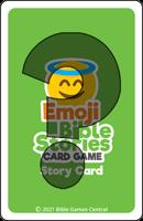 Emoji Bible Stories Green Card Back2 Description