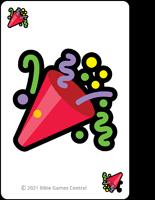 Emoji Bible Stories Party Description