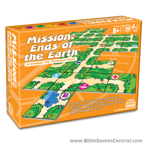 Mission Ends of the Earth Box Product