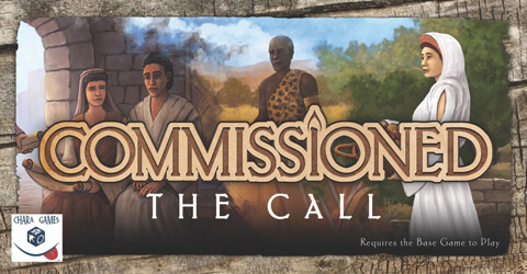 Commissioned The Call