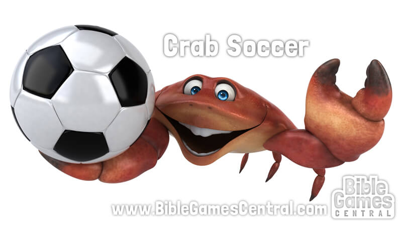 Crab Soccer Noisy Youth Group Game