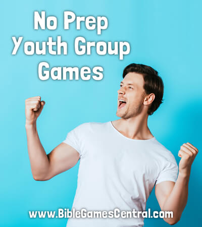 No Prep Youth Group Games