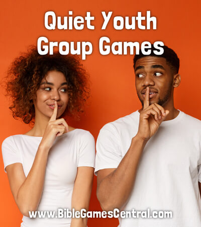 Quiet Youth Group Games