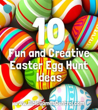 Fun and Creative Easter Egg Hunt Ideas