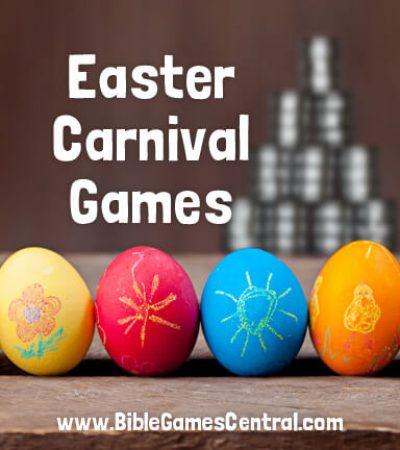 Easter Carnival Games