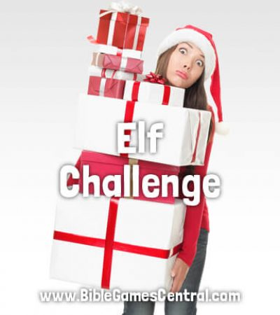 Elf Challenge Christmas Game