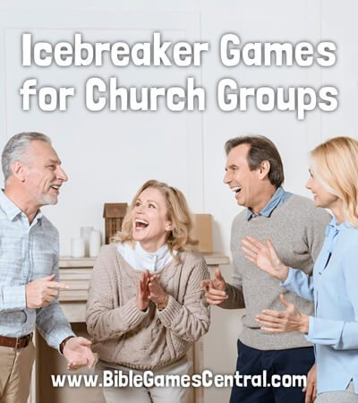 Icebreaker Games for Church Groups