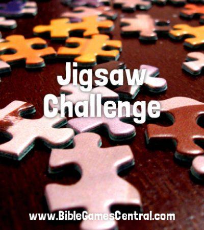 Jigsaw Challenge Bible Game