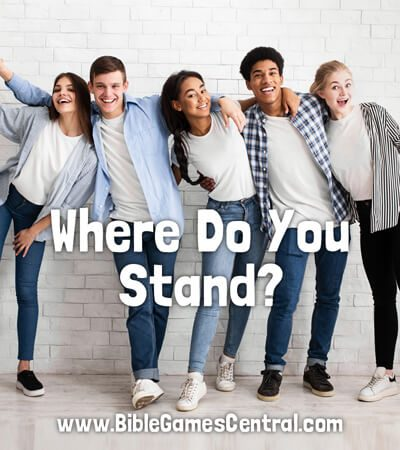 No Prep Game for Youths and Adults - Where Do You Stand?